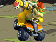 Bowser Driving Puzzle
