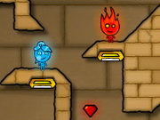 Fireboy And Watergirl 2:the Light Temple