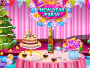 New Year Party Cleaning