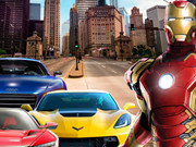 Supercars For Ironman